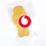 XMAS Branded Gingerbread Cookie Packet