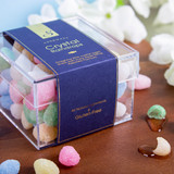 Crystal Raindrops Cube Box (Suitable For Vegans)