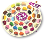 Branded Small Jelly Bean Pillow Pouch - Rectangular Sticker