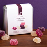 .Luxury Fruity Mix Soft Jelly Pillows (Suitable For Vegans)