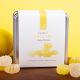 .Luxury Citrus Mix Soft Jelly Pillows (Suitable For Vegans)