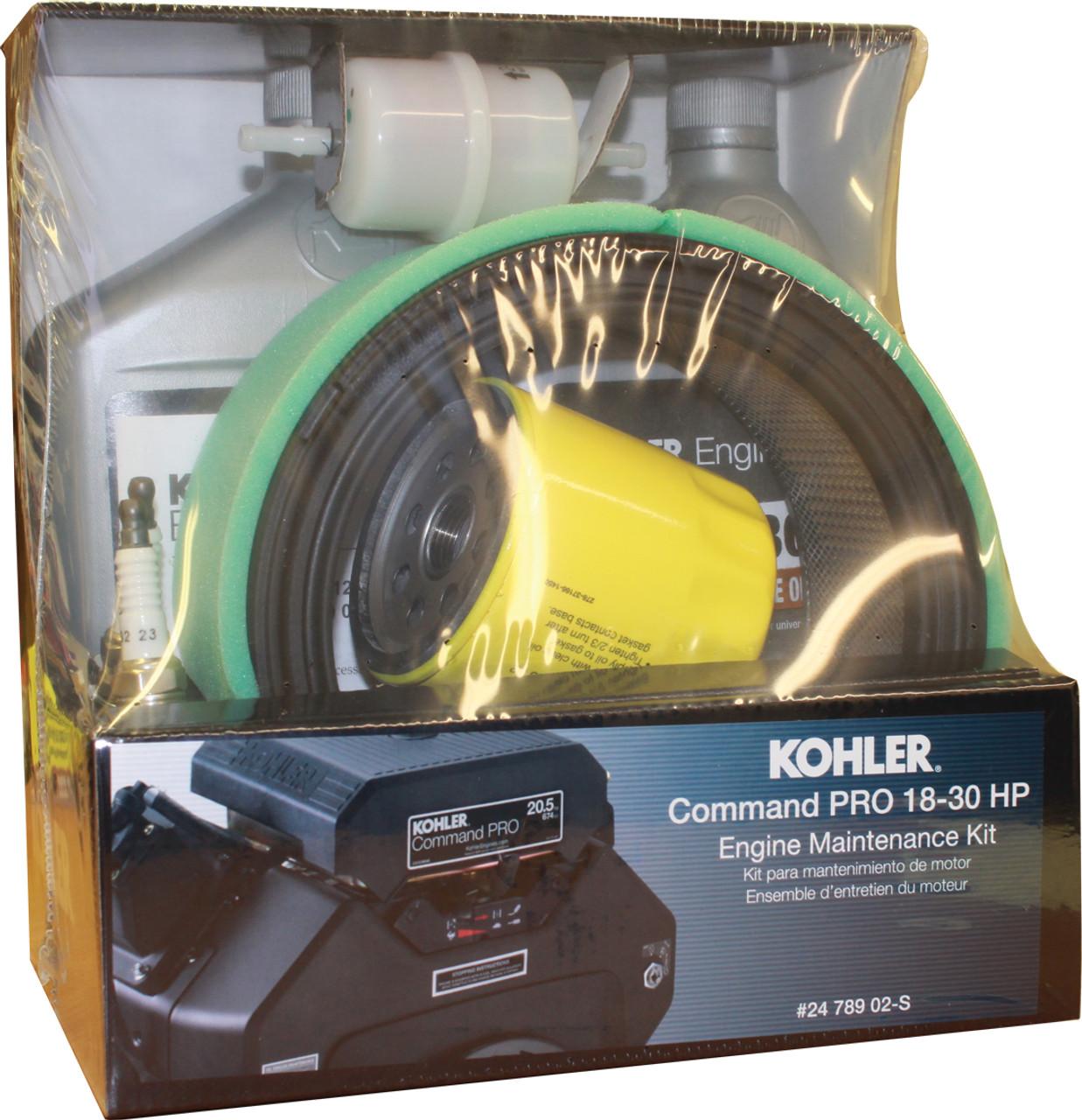 Maintenance Kit for 20hp Kohler Engines