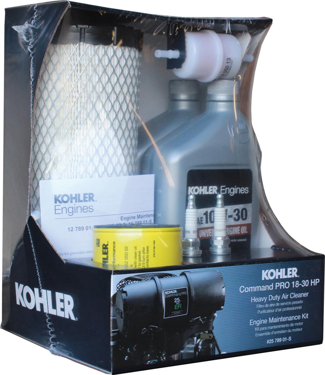 Maintenance Kit for 23 5hp-26 5hp Kohler Engines