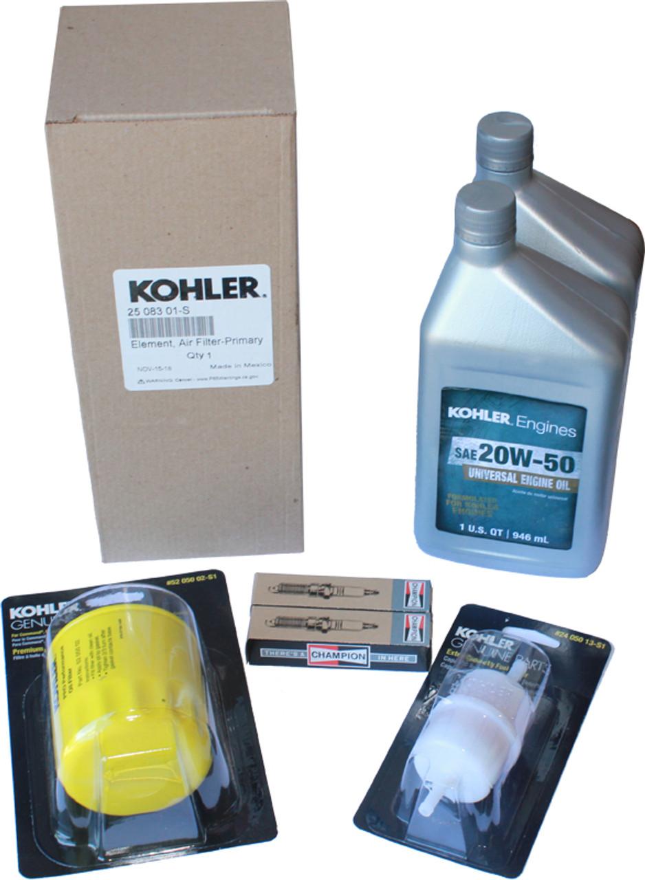 Maintenance Kit for 35hp-38hp Kohler Engines