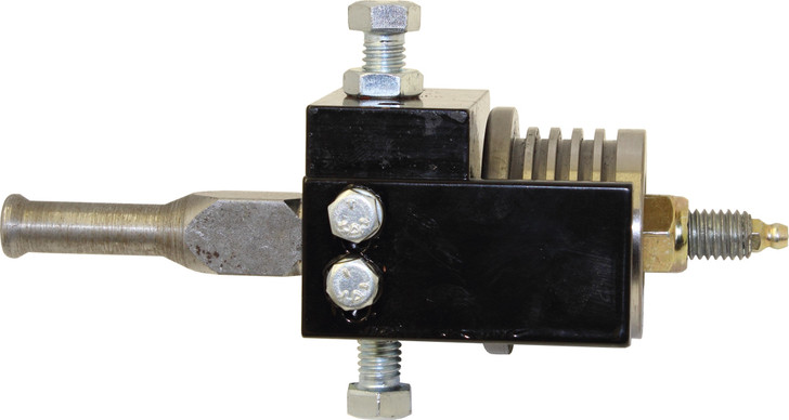 Standard roller guide assembly for bandsaw blade guide systems on portable sawmills and resaws