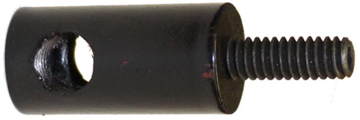 Head adjustment nut for sharpener
