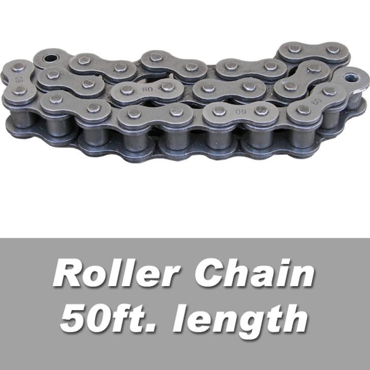 Roller chain 50ft