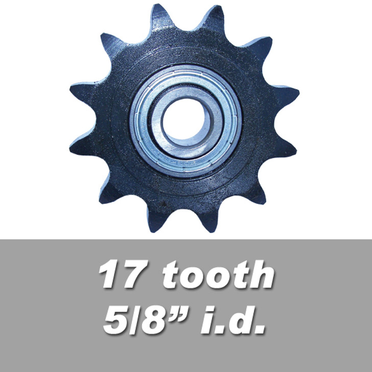 "40BB17-5/8"" Idler Sprocket"