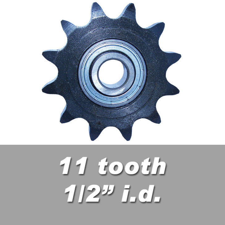 "60BB11-1/2"" Idler Sprocket"