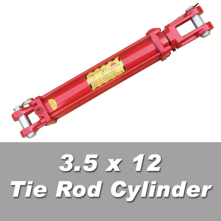3 x 12 tie rod cylinder