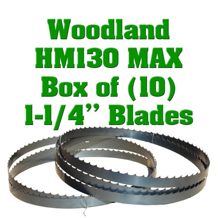 Woodland sawmill blades