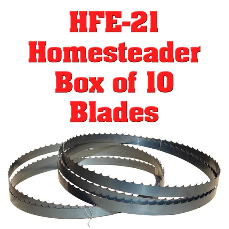 HFE-21 Homesteader sawmill