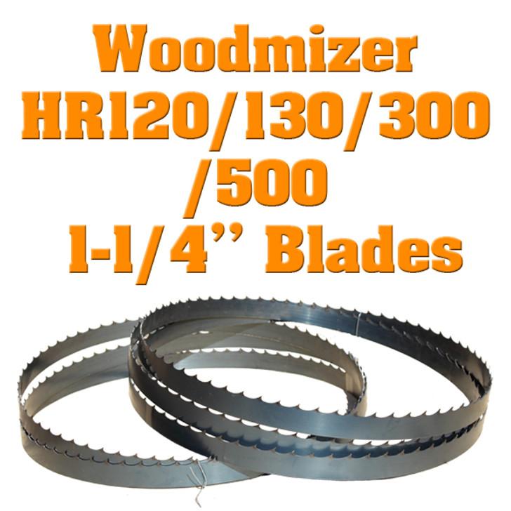 Blades for Woodmizer HR120 resaw