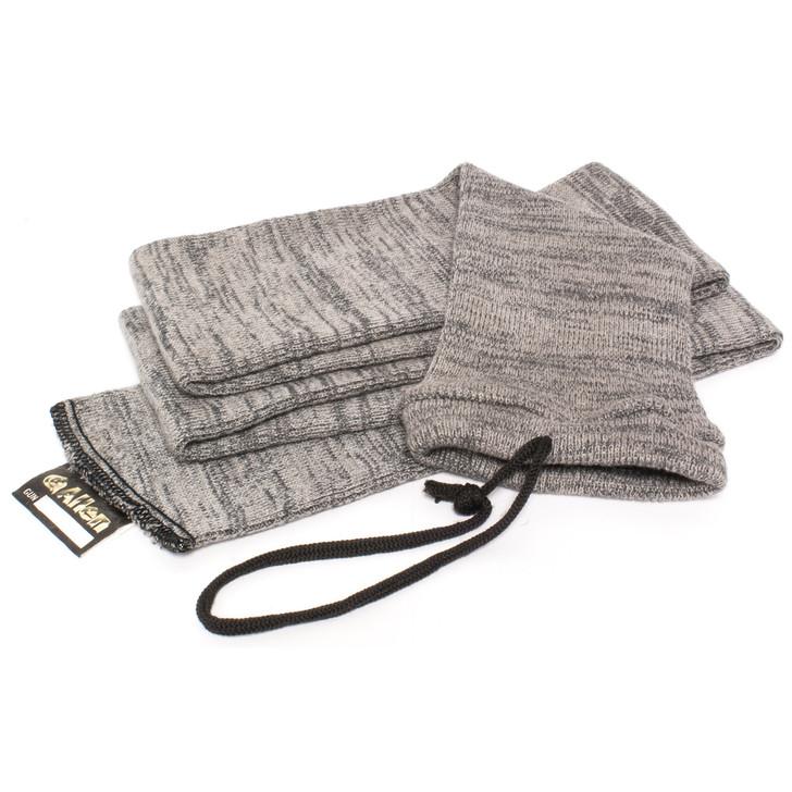 """Allen Knit Gun Sock  52""""  6 Pack  Gray 13160"""