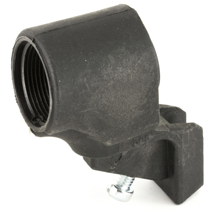 Ergo Grip Tactical Stock Adapter  Fits Mossberg 500  590  Black Finish 4454