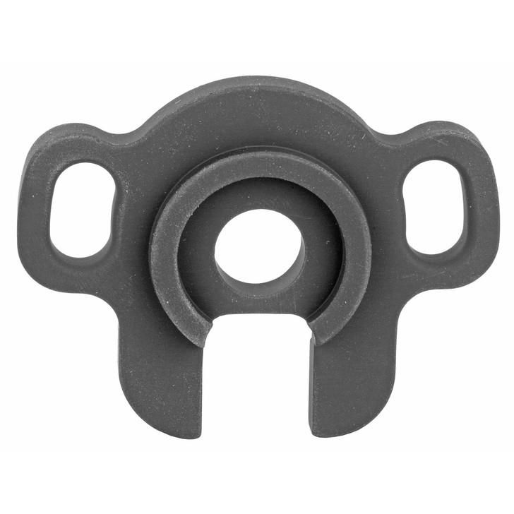 GG&G  Inc. Ambidextrous Single Point Sling Mount  Fits Moss 500/590  Black  HK Hook GGG-1293