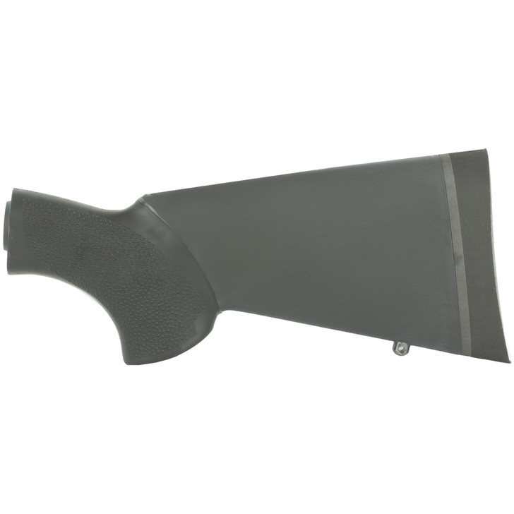 """Hogue Stock Over Molded  Fits Mossberg 500  12"""" Length Of Pull  Black 05030"""