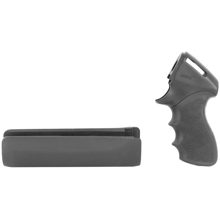 Hogue Tamer  Pistol Grip And Forend  Fits Remington 870  Black 08715