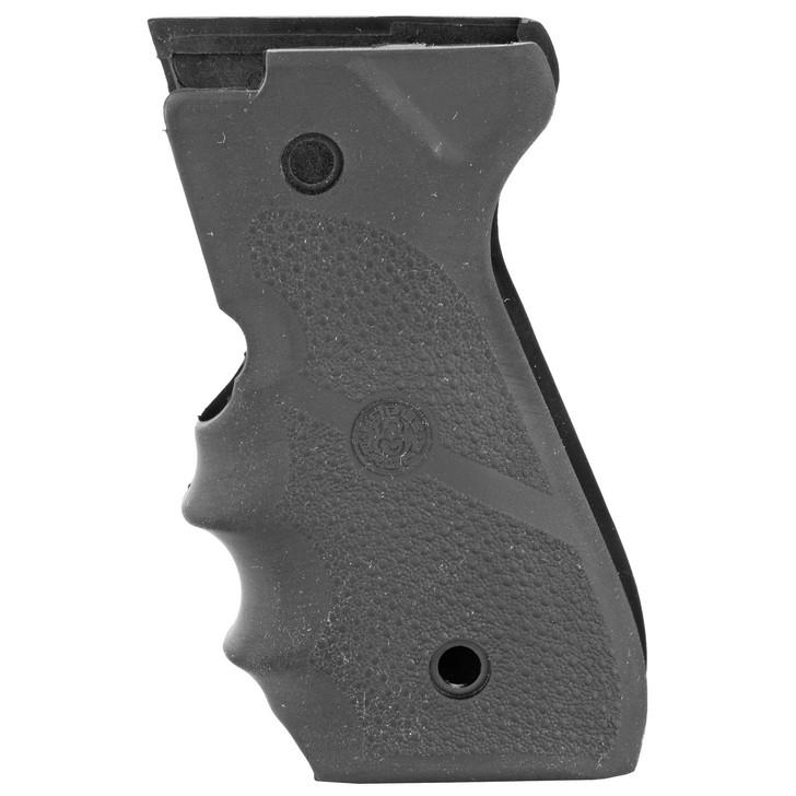 Hogue Rubber Grip  Beretta 92/96  Finger Grooves  Black 92000
