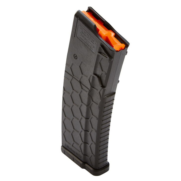 HEXMAG Magazine  Series 2  223 Rem/556NATO  30Rd  Fits AR Rifles  Black HX30-AR15S2-BLK