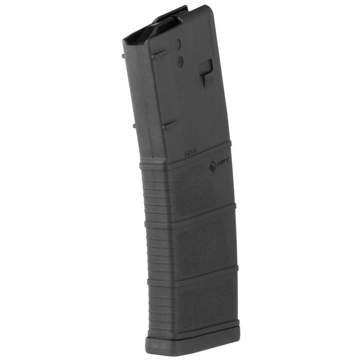 Mission First Tactical Magazine  223 Rem/556NATO  30Rd  Fits AR-15  Black Polymer  Bagged SCPM556BAG