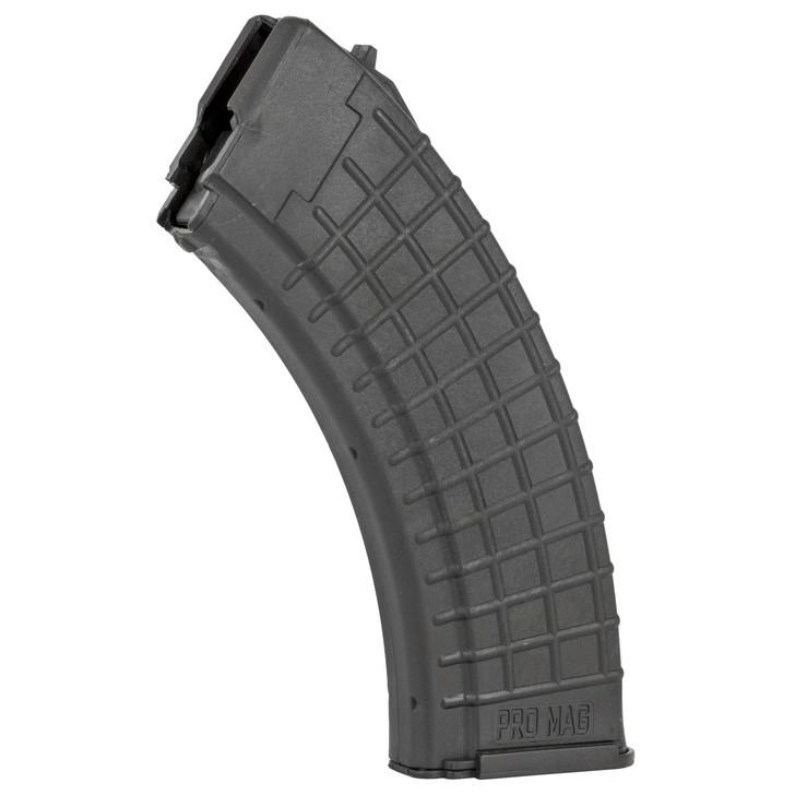 ProMag Magazine  762x39  30Rd  Fits AK-47  Black Polymer AK-A1