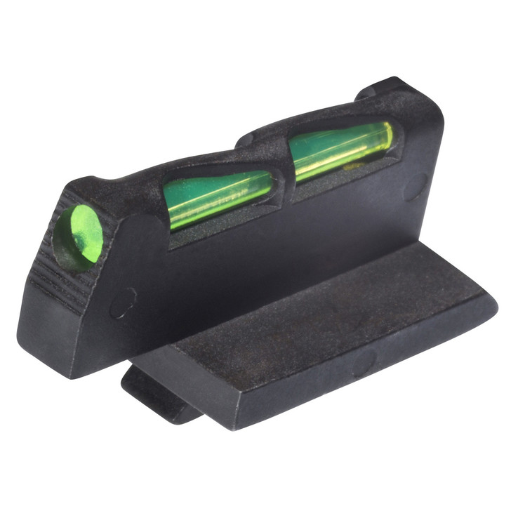 Hi-Viz Litewave Sight  Fits Ruger GP100  3 Color Red  White  Green  Front GPLW01