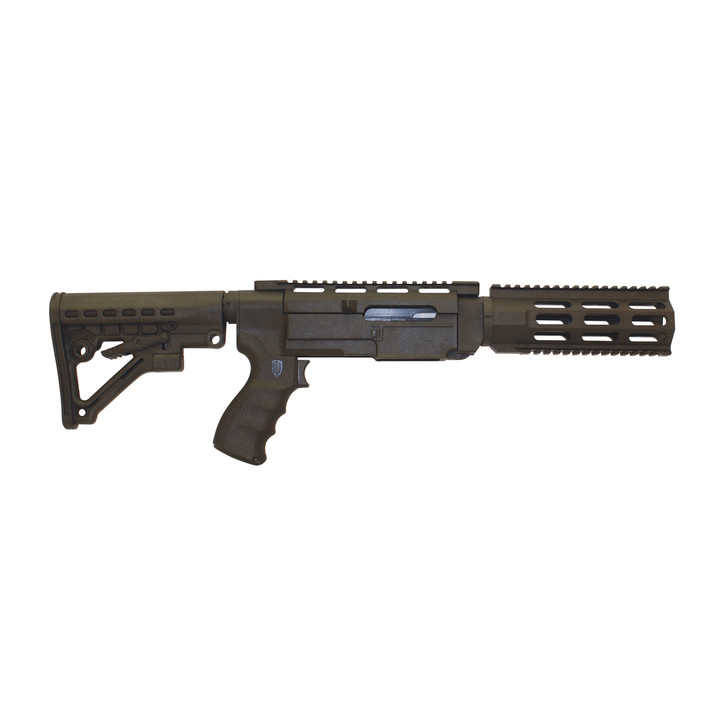 ProMag Archangel Conversion Stock  Fits 10/22  6 Position  Tactical Mag Release  Black Finish 556R