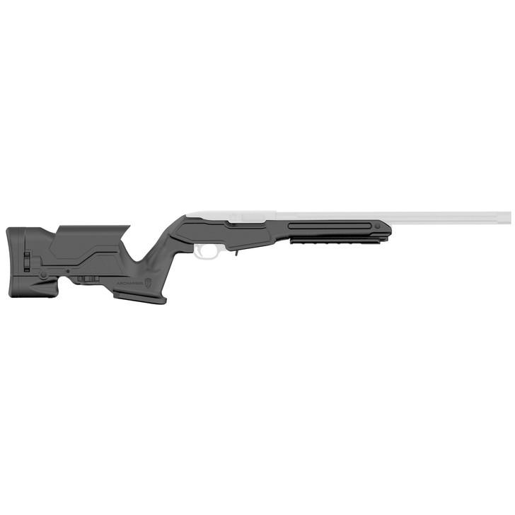 ProMag Archangel Ruger Precision Stock  Fits 10/22  Adjustable  Black Finish AAP1022