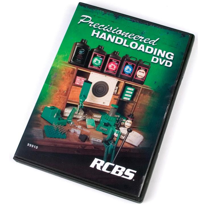 RCBS Instructional DVD  Precisioneered Handloading 99910