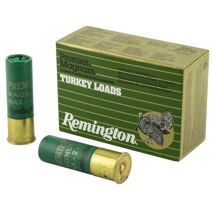 "Remington Premier Magnum High Velocity, 12 Gauge, 3"", Max Drams, 2 oz, #5, 10 Round Box 26837  -"