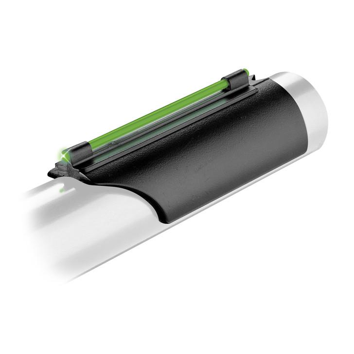 Truglo Brite-Site Sight  Fiber Optic  Fits All Gauge Shotguns  Green TG93HA