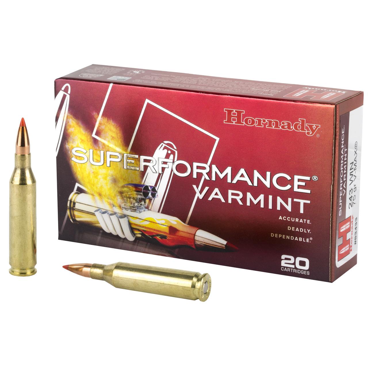 Ammo - Rifle Ammo -  243 Win - 2A Warehouse