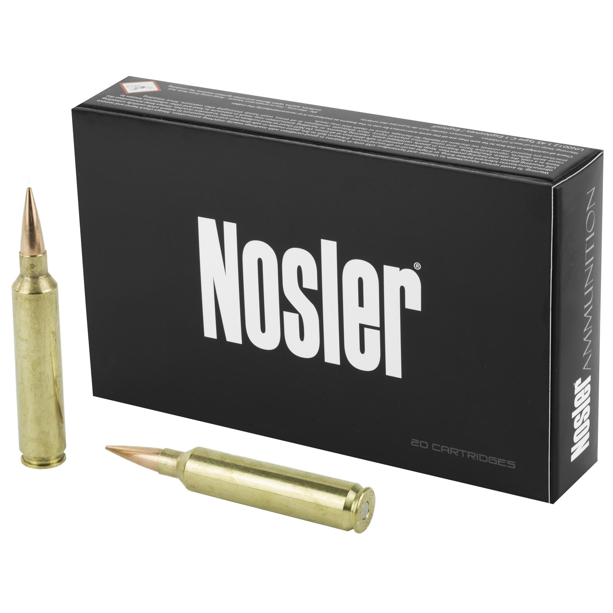 Rifle Ammo -  28 Nosler - 2A Warehouse