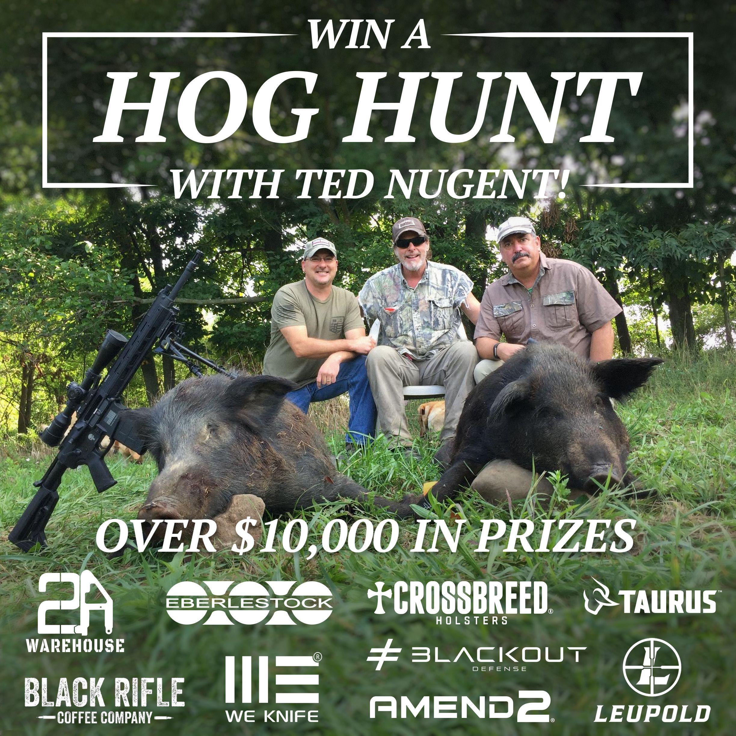 Ted Nugent Hunt Giveaway.jpeg