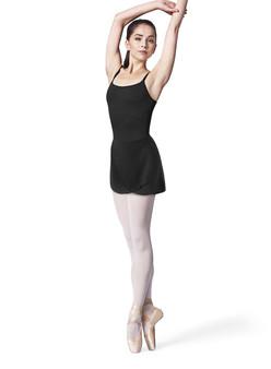Mirella #MS12A Georgette Wrap Skirt