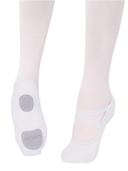Capezio Hanami Ballet Shoe in White