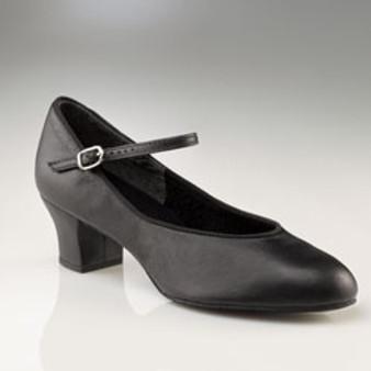 Capezio #459 Ballroom Suede Jr. Footlight