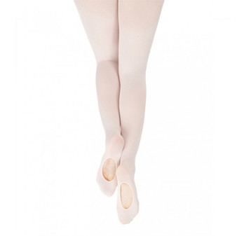 Capezio Ultra-Soft Transition Tights in Pink