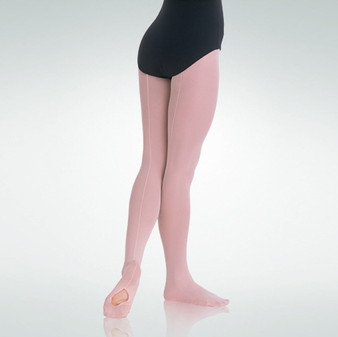 Body Wrappers #45 Mesh Tights