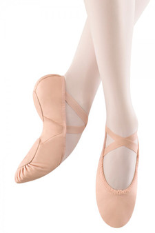 Bloch Prolite II Leather Split-Sole Ballet