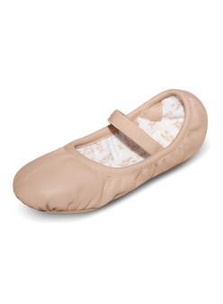 Bloch Giselle Leather Ballet Shoe