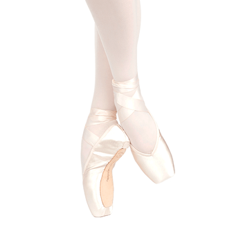 Russian Pointe Muse Pointe Shoes U-Cut With Drawstring