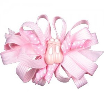 Grosgrain Bow with Shoes