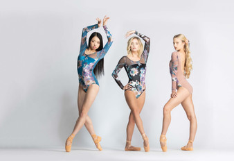 The Darcy Leotard
