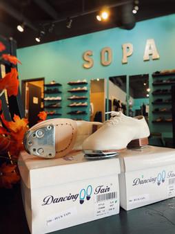 Dancing Fair 720 Split Sole Clogging Shoes