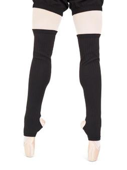 Ribbed Leg Warmer