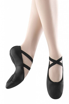 Bloch Men's Prolite II Ballet Shoe in Black