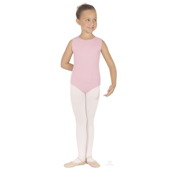 Girls Tank Basic Leotard