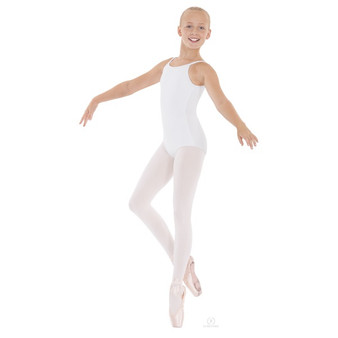 10527C Girls Camisole Leotard